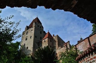 Trausnitz castle - Landshut/Bavaria