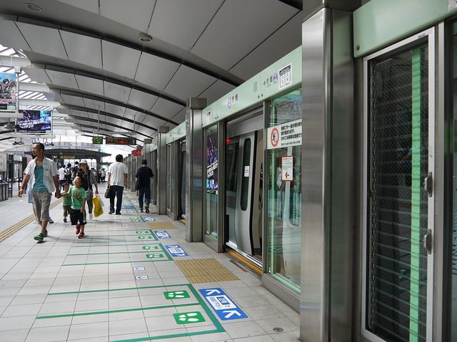 海鷗線新橋駅