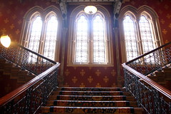 St Pancras Renaissance staricase (Bex.Walton) Tags: london clocktower staircase stpancras stpancraschambers openhouselondon stpancrasrenaissance