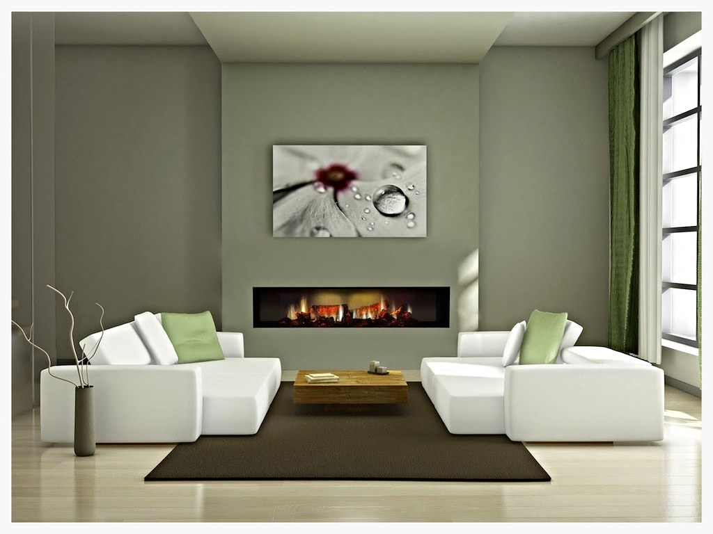 Dimplex  Opti-V VF5452L electric fireplace