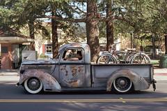 Rat Rod (cito17) Tags: ford northerncalifornia truck cal 35mmfilm norcal losgatos ratrod leicam2 zeiss50mm ektar100