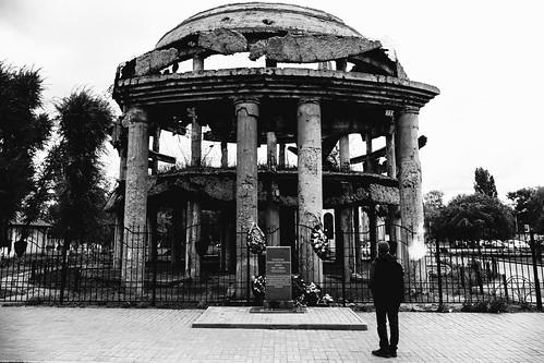Воронеж - ротонда ©  specchio.nero