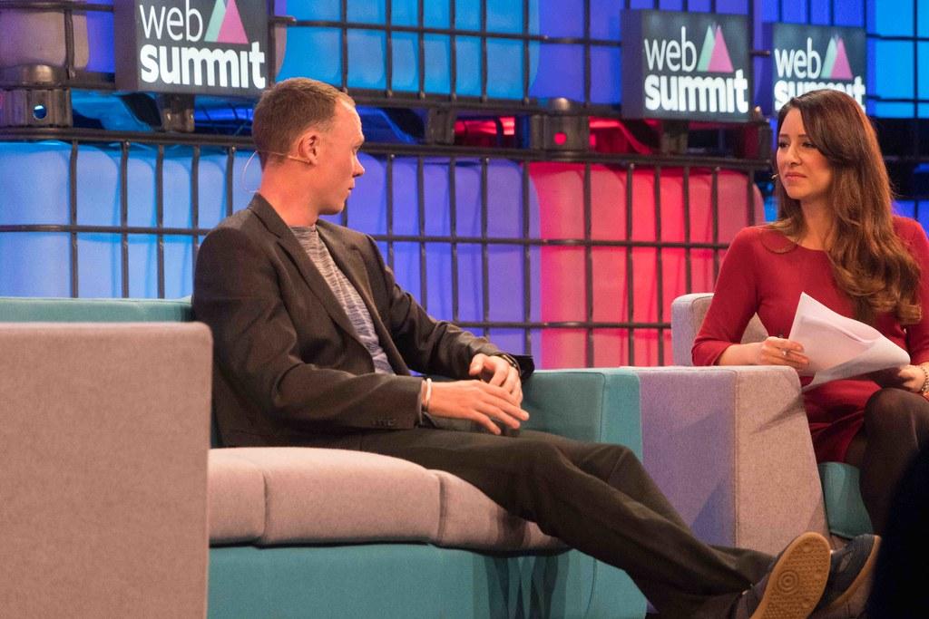WEB SUMMIT 2015 IN DUBLIN [DAY ONE]-109776
