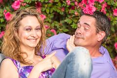 Krista&Patrick-20150913-303 (Frank Kloskowski) Tags: people georgia engagement couple patrick buford floweres kristamarie