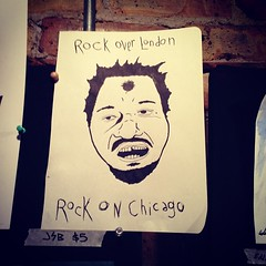 No caption necessary. #WesleyWillis #atomicsketch (eatatjoes2) Tags: wesleywillis atomicsketch uploaded:by=flickstagram instagram:venue=816151 instagram:venuename=greeneyelounge instagram:photo=6148066835446471021253516