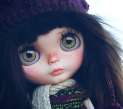 💗💗💗💗 (Taradolls, Un Monde de Poupées) Tags: art doll blythe custom taradolls