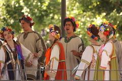 Rusia [3] (Ven a bailar 2015) XXXVI FFI Extremadura