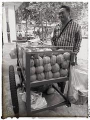 Fruits vendor@ศูนย์แพทย์พัฒนา