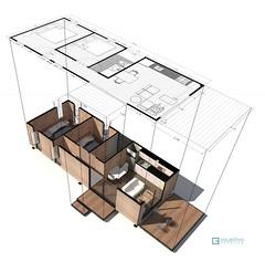 Модульный дом VIMOB от Colectivo Creativo Arquitectos