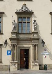 Krakov, portály (25) (ladabar) Tags: portal kraków cracow cracovia krakau krakov portál