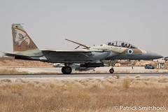 Ra'am (patriXtreme) Tags: boeing idf raam airbase 244 airbrake strikeeagle hatzerim israeliairforce f15i