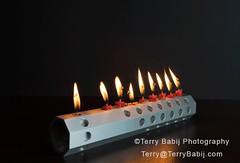 8th-day-end (Terry Babij) Tags: chanukah festivaloflights hanukkah hanukkiah chanukia 5776 judiaca bennyheifetz