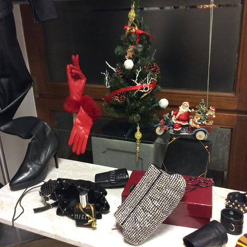 Edle Weihnachtsgeschenke.Edle Weihnachtsgeschenke Zum Beispiel Luxus Abendtasche Eine Seite