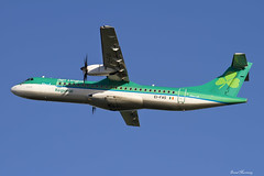 Aer Lingus Regional (Stobart Air) ATR72-600 EI-FAS (birrlad) Tags: ireland dublin airplane airport aircraft aviation air airplanes climbing international airline aer airways airlines departure takeoff dub regional props airliner departing rotate lingus atr atr72 stobart turboprops atr72600 eifas