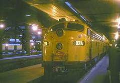 MILW E9 37A (Chuck Zeiler) Tags: railroad train locomotive e9 milw 37a
