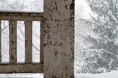 IMGP3570 (Drew's Arcade) Tags: abandoned michigan traverse city state hospital asylum winter
