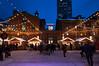Christmas Market (Kris Di Pietro) Tags: toronto christmas market nikond300 nikkor1424mmf28 outdoors ontario night longexposure people distillery heritage city lights string