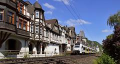 Desiro Trans Regio, Bacharach