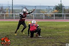 '16-17 - Cuervos 14 - Jabatos 25