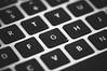 Clickety Clack (Grant is a Grant) Tags: 105mm28g applemacbookpro mbp macbookkeyboard nikkor105mm nikond90 vsco vscofilm keyboard laptop macro micro