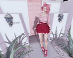 Hungry Cats, Essenz & More! (hump muffin) Tags: events fameshed fashion blogging chapter four an lar poses apple may backdrop cat cute essenz hungry cats kawaii mesange minimal rama selfie souzou eien stardust wasabi pills ifttt wordpress second life hump muffin sl avatar girl clothes blog