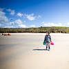 Child playing on the beach (Zeeyolq Photography) Tags: beach bluesky boy bretagne child holidays people playing leconquet france