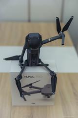 Say Hi to the new Toy (Joachim Wuhrer) Tags: joachimwuhrer hongkong mavic dji drone sonya7ii sony sonya7 a7ii mitakon speedmaster f095 blackknight asia