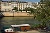 Peniche Seine and Parisian Buildings 2 (Amaury Laporte) Tags: bridges europe france misc offbeat paris riverseine