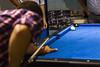 La 8 en la buchaca (Alvimann) Tags: alvimann canon canon550d canont2i hombre hombres men man game juego jugar playing pool mesa table blue bluish azul azulado taco palo ball balls white blanco negro black