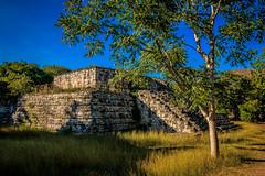 Ek Balam - Zona Arqueologica