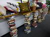Book Shelf (arbyreed) Tags: arbyreed quirky weird strange pun bookshelf books retail saversthriftstore used usedbooks utahcountyutah
