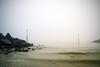 Thick fog (Rick Hathaway - rhfo2o (413k views!)) Tags: rhfo2o canon canoneos7d elmer elmersands bognorregis bognor westsussex beach sea seaside seadefences waves sky fog