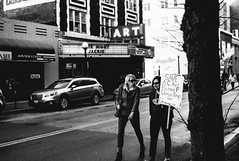 Champaign, IL. 2017. (freedomflash) Tags: m8 leicacamera photojournalism march demonstration rangefinder trump leicam8 women protest documentary leica