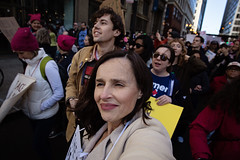 Women's March On Chicago... (~ cynthiak ~) Tags: 2017 365 365days 3652017 january january2017 21365 img4301 womensmarchonchicago womensmarch
