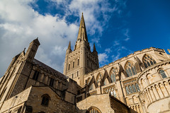 Norwich Cathedral (Dave Anteh) Tags: norwich england cathedral norfolk church