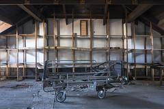 HospitalBed (www.vanishingnewengland.com) Tags: school for boys reform abandoned urbex exploration history massachusetts boarding 1800 building architecture