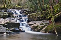 Eaux vives (Marc ALMECIJA) Tags: eau water wasser vives fall river rivière tarn brassac long exposure