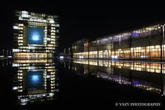 THYSSEN HQ Reflections (vszy) Tags: thyssenkruppsteel thyssenkrupp vszy ruhrgebiet ruhrpott reflexions reflection