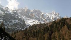 Cimonega group (Vette Feltrine - Dolomites) (ab.130722jvkz) Tags: italy trentino veneto alps easternalps dolomites vettefeltrine mountains