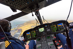 OY-HIH AgustaWestland AW139 Atlantic Airways (Andreas Eriksson - VstPic) Tags: oyhih agustawestland aw139 atlantic airways faroeline139 arriving klaksvik from svinoy