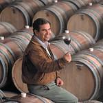 Önologe im Weingut Montgras in Chile
