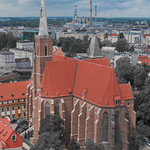 "Collegiate Church of the Holy Cross and St. Bartholomew, Wrocław<a href=""http://www.flickr.com/photos/28211982@N07/20441375808/"" target=""_blank"">View on Flickr</a>"