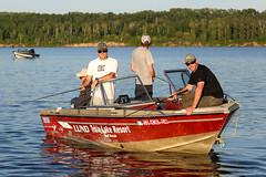 Brothers (Rob Kunz) Tags: lake water recreation kunz sportsrecreation