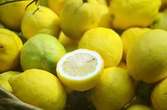 When Life Gives You Lemons... (Jgunns91) Tags: life england food sunshine yellow project lemon nikon market lemons british 365 phrase choices 144 philosophical 144365