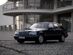 1997 Mercedes-Benz S600 V12 (W140) 1:18 Diecast by Norev (PaulBusuego) Tags: auto door scale beautiful car wheel sedan germany de toy outdoors four photography mercedes benz drive la miniature model automobile long european top 4 rear 1996 7 indoor line full size german 600 bmw vehicle 1997 series 1998 1992 jaguar 1995 12 1994 sel saloon luxury base pavillion 118 v12 luxurious s500 diecast swb flagship w124 sclass bexhill s600 rwd w140 lwb sklasse e38 w126 warr s320 norev