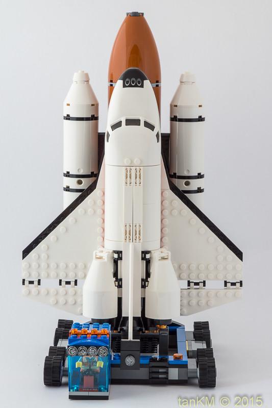 lego space shuttle instructions 10213 - photo #11
