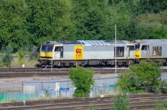 60077 - Toton - 06-09-15 (techno-phobe) Tags: tug dbs toton class60 60077 dbschenker totontmd totondepot northheadshunt