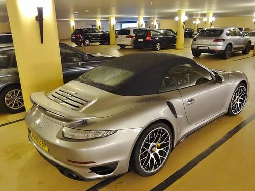 991 Porsche 911 cabriolet (2)