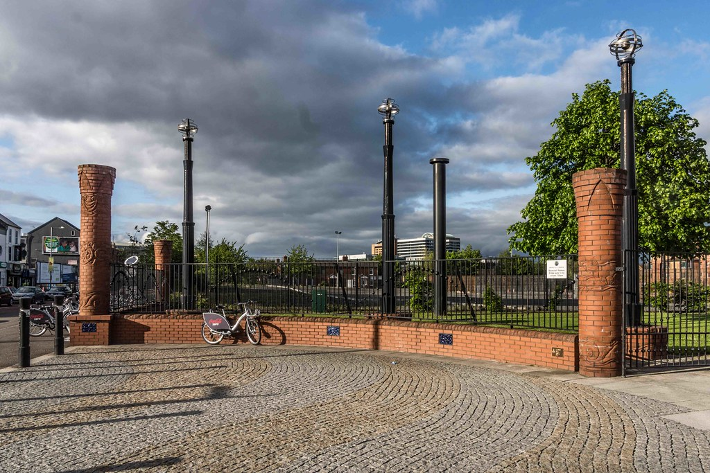 GASWORKS IN BELFAST [2015]-108928