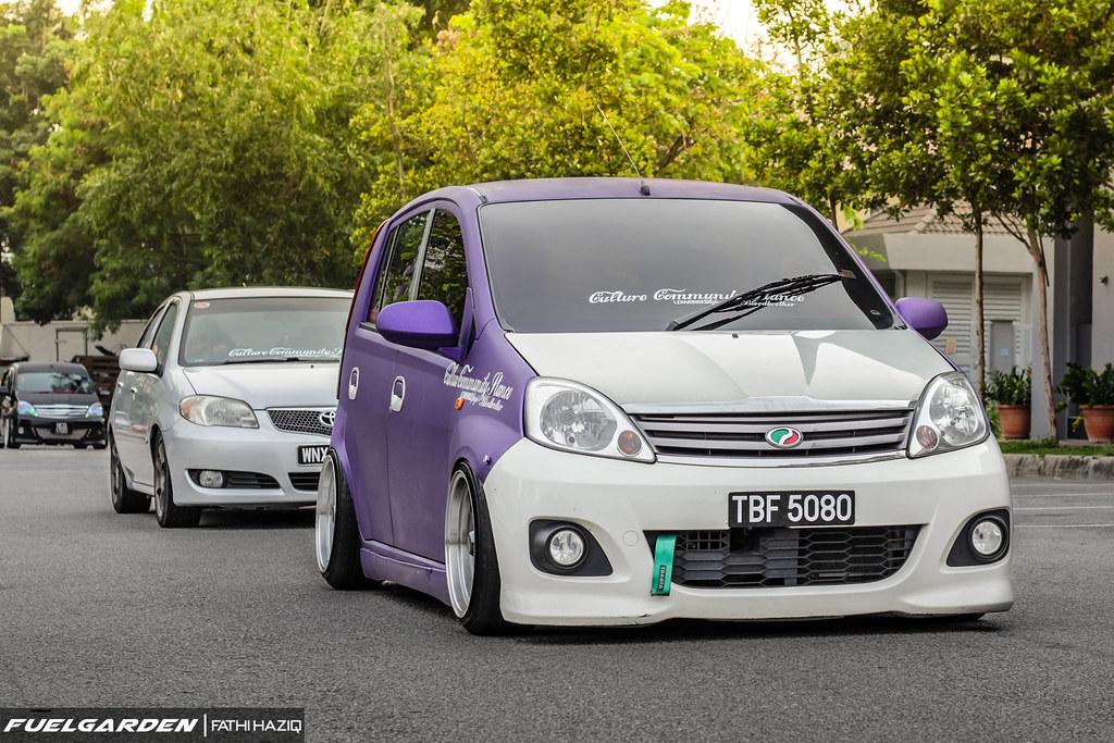 Report of Perodua